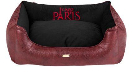 Luxusný pelech Paris, ktorý je maximálne komfortný pre vašeho psieho miláčika, ľahko sa čistí a je mäkký, pohodlný a vhodný pre malé a stredné plemená.