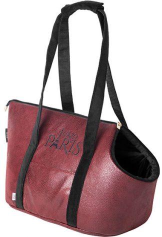 Cestovná taška Cazo Paris, spĺňa všetky náročné kritéria potrebné pre pohodlie pri transporte vášho domáceho maznáčika, ktorými sú kvalita, komfort, moderný dizajn, originalita a jednoduchosť v údržbe.