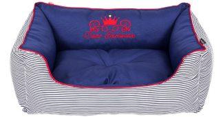 Pelech Cazo Exclusive kolekcia Royal Navy blue, je pelech pre odvážnych milovníkov domácich maznáčikov, zároveň spĺňavšetky náročné kritéria potrebné pre pohodlie vášho domáceho maznáčika, ktorými sú kvalita, komfort, moderný dizajn, originalita a jednoduchosť v údržbe.