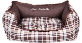 Pelech Cazo Exclusive kolekcia Royal Scotland brown, je pelech pre odvážnych milovníkov domácich maznáčikov, zároveň spĺňavšetky náročné kritéria potrebné pre pohodlie vášho domáceho maznáčika, ktorými sú kvalita, komfort, moderný dizajn, originalita a jednoduchosť v údržbe.