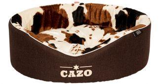 Pelech Cazo Country style king, je pelech pre odvážnych milovníkov domácich maznáčikov, zároveň spĺňavšetky náročné kritéria potrebné pre pohodlie vášho domáceho maznáčika, ktorými sú kvalita, komfort, moderný dizajn, originalita a jednoduchosť v údržbe.