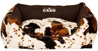 Pelech Cazo Country style, je pelech pre odvážnych milovníkov domácich maznáčikov, zároveň spĺňavšetky náročné kritéria potrebné pre pohodlie vášho domáceho maznáčika, ktorými sú kvalita, komfort, moderný dizajn, originalita a jednoduchosť v údržbe.