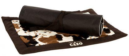Prehoz Cazo Country style je prehozpre odvážnych milovníkov domácich maznáčikov, zároveň spĺňavšetky náročné kritéria potrebné pre pohodlie vášho domáceho maznáčika, ktorými sú kvalita, komfort, moderný dizajn, originalita a jednoduchosť v údržbe.