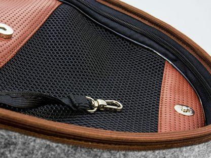 Transportná taška Cazo Diamond béžová 7