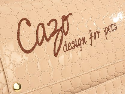 Transportná taška Cazo Diamond béžová 5
