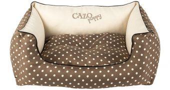 Pelech Cazo Print it Puppy, je pelech pre odvážnych milovníkov domácich maznáčikov, zároveň spĺňavšetky náročné kritéria potrebné pre pohodlie vášho domáceho maznáčika, ktorými sú kvalita, komfort, moderný dizajn, originalita a jednoduchosť v údržbe.
