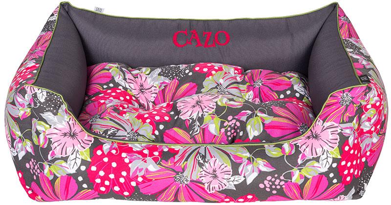 Pelech Cazo Print it Hawaii, je pelech pre odvážnych milovníkov domácich maznáčikov, zároveň spĺňavšetky náročné kritéria potrebné pre pohodlie vášho domáceho maznáčika, ktorými sú kvalita, komfort, moderný dizajn, originalita a jednoduchosť v údržbe.