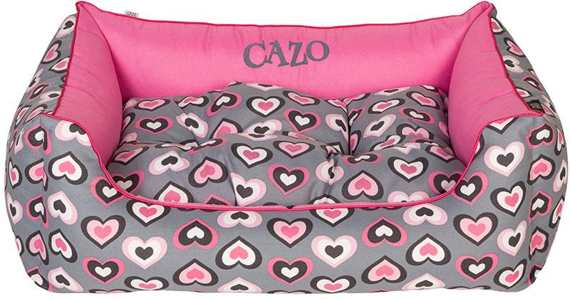 Pelech Cazo Print it Heartbeat, je pelech pre odvážnych milovníkov domácich maznáčikov, zároveň spĺňavšetky náročné kritéria potrebné pre pohodlie vášho domáceho maznáčika, ktorými sú kvalita, komfort, moderný dizajn, originalita a jednoduchosť v údržbe.