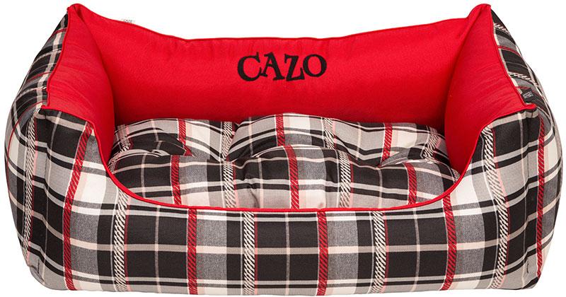 Pelech Cazo Print it Scotland, je pelech pre odvážnych milovníkov domácich maznáčikov, zároveň spĺňavšetky náročné kritéria potrebné pre pohodlie vášho domáceho maznáčika, ktorými sú kvalita, komfort, moderný dizajn, originalita a jednoduchosť v údržbe.