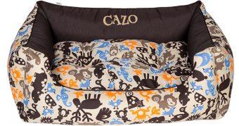Pelech Cazo Print it World, je pelech pre odvážnych milovníkov domácich maznáčikov, zároveň spĺňavšetky náročné kritéria potrebné pre pohodlie vášho domáceho maznáčika, ktorými sú kvalita, komfort, moderný dizajn, originalita a jednoduchosť v údržbe.