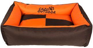 Pelech Cazo Outdoor Maxy orange, je pelech pre maxi aktívnychmilovníkov domácich maznáčikov, zároveň spĺňavšetky náročné kritéria potrebné pre pohodlie vášho domáceho maznáčika, ktorými sú kvalita, komfort, moderný dizajn, originalita a jednoduchosť v údržbe.