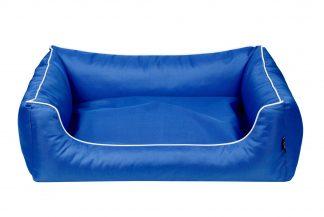 Pelech Cazo Outdoor Maxy blue, je pelech pre maxi aktívnychmilovníkov domácich maznáčikov, zároveň spĺňavšetky náročné kritéria potrebné pre pohodlie vášho domáceho maznáčika, ktorými sú kvalita, komfort, moderný dizajn, originalita a jednoduchosť v údržbe.