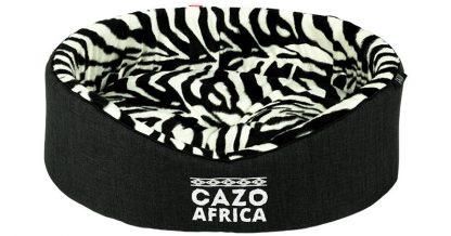 Pelech Cazo Africaking, je pelech pre odvážnych milovníkov domácich maznáčikov, zároveň spĺňavšetky náročné kritéria potrebné pre pohodlie vášho domáceho maznáčika, ktorými sú kvalita, komfort, moderný dizajn, originalita a jednoduchosť v údržbe.