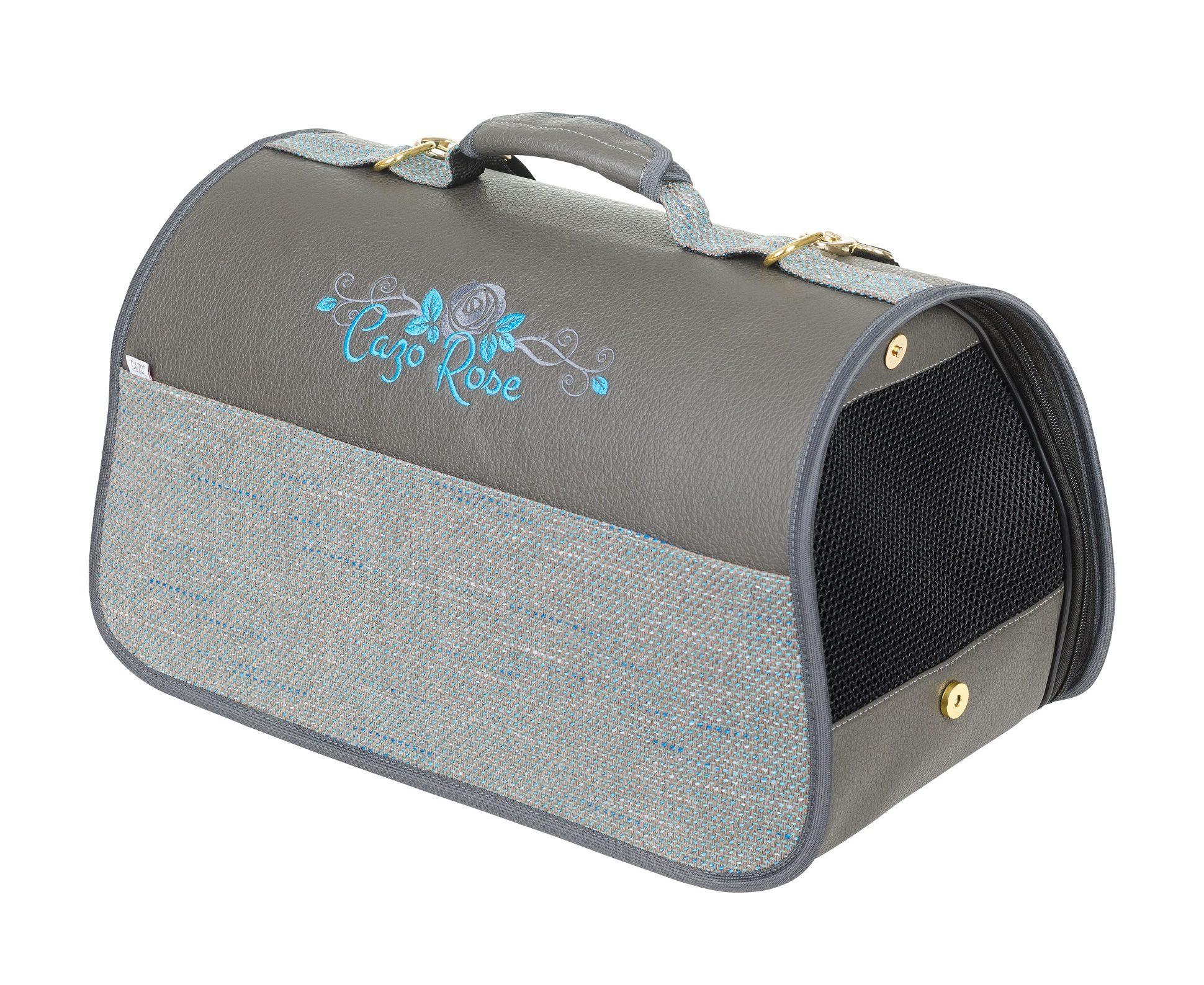 Transportná taška Cazo Blue rose e25af2ada7b