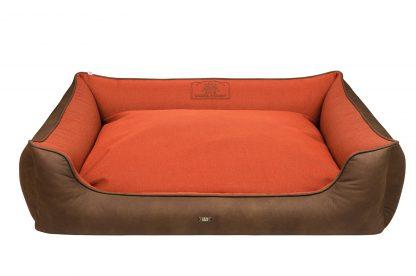 Pelech Cazo Pelech Cazo Baker Street oranžový - XXXL, spĺňa všetky náročné kritéria potrebné pre pohodlie vášho domáceho maznáčika, ktorými sú kvalita, komfort, moderný dizajn, originalita a jednoduchosť v údržbe.