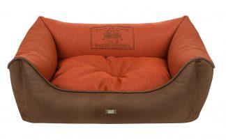 Pelech Cazo Baker street oranžová je pohodlný a kvalitný pelech pre psa alebo mačku. Moderný dizajn, komfort, kvalitné spracovanie materiálov a jednoduchá údržba.