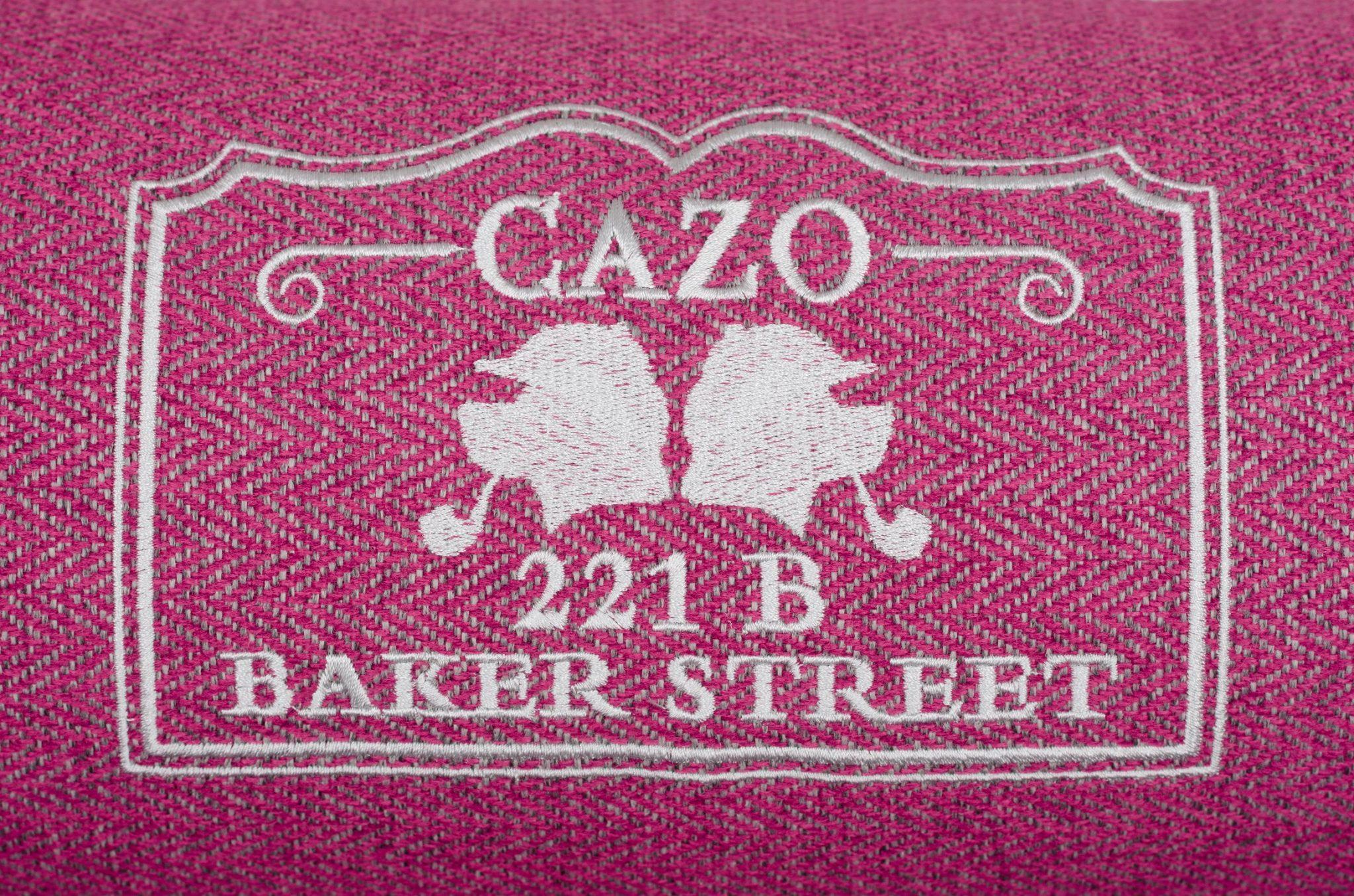 Pelech Cazo Baker street King ružový 7