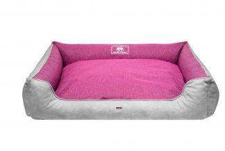 Pelech Cazo Pelech Cazo Baker Street ružový - XXXL, spĺňa všetky náročné kritéria potrebné pre pohodlie vášho domáceho maznáčika, ktorými sú kvalita, komfort, moderný dizajn, originalita a jednoduchosť v údržbe.