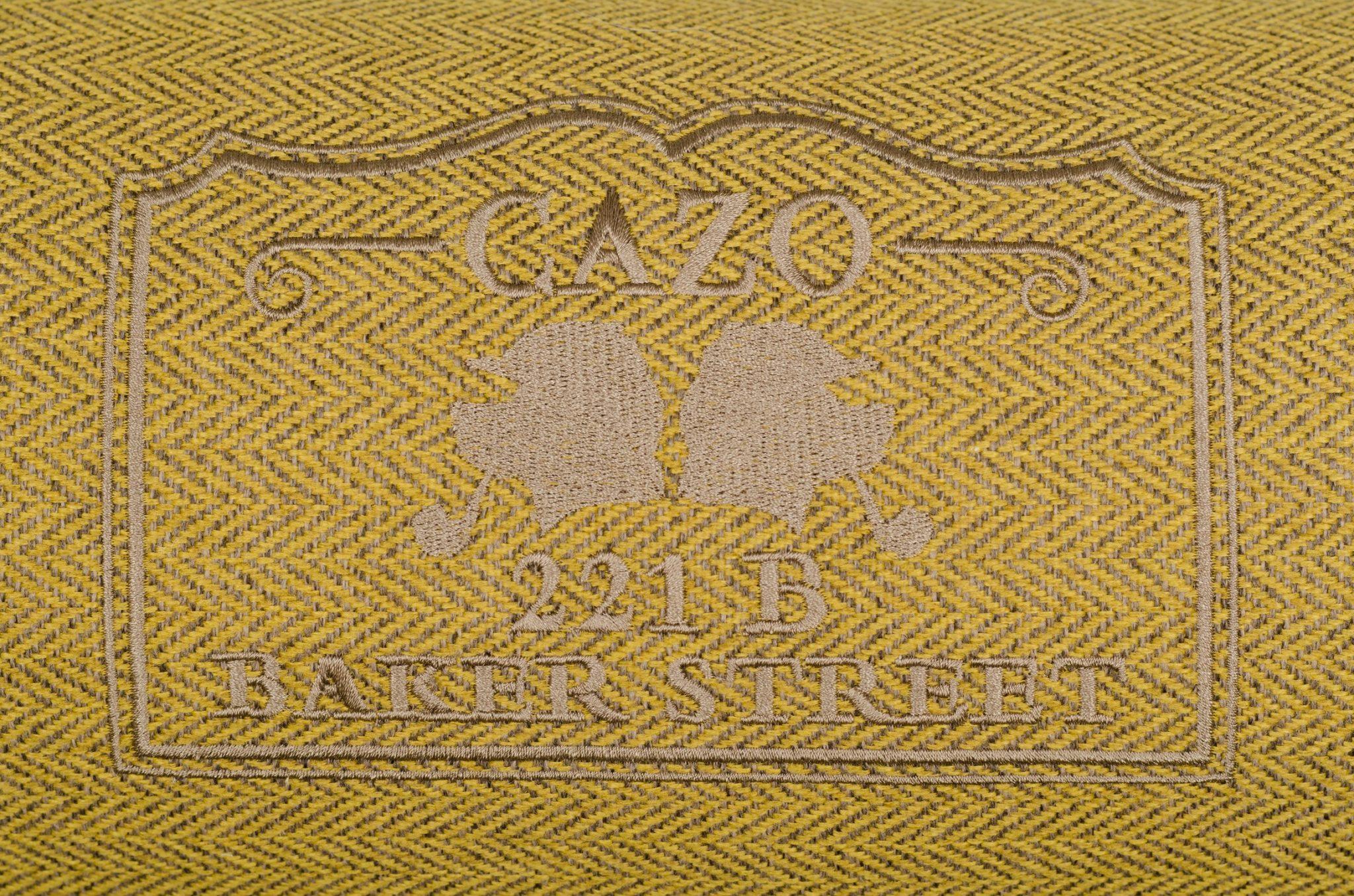 Pelech Cazo Baker Street oranžový - XXXL 2