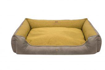 Pelech Cazo Pelech Cazo Baker Street žltý - XXXL, spĺňa všetky náročné kritéria potrebné pre pohodlie vášho domáceho maznáčika, ktorými sú kvalita, komfort, moderný dizajn, originalita a jednoduchosť v údržbe.