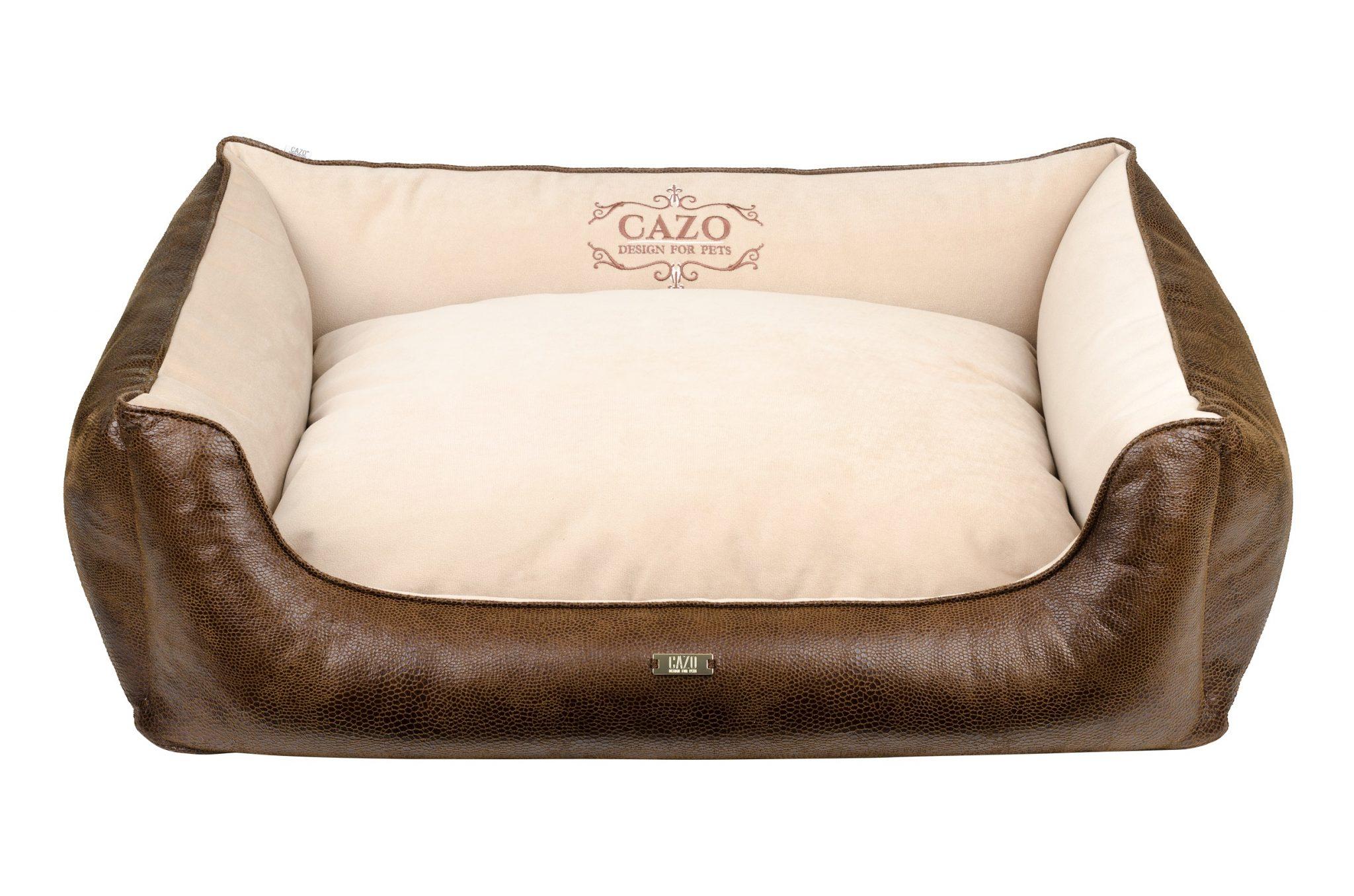 Pelech Cazo Classy hnedý, spĺňa všetky náročné kritéria potrebné pre pohodlie vášho domáceho maznáčika, ktorými sú kvalita, komfort, moderný dizajn, originalita a jednoduchosť v údržbe.