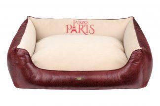 Pelech Cazo Paris béžová, spĺňa všetky náročné kritéria potrebné pre pohodlie vášho domáceho maznáčika, ktorými sú kvalita, komfort, moderný dizajn, originalita a jednoduchosť v údržbe.