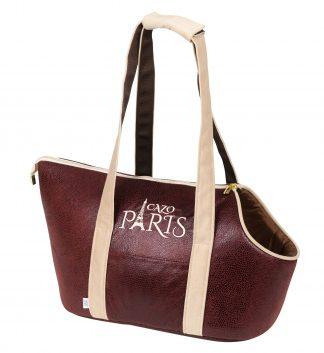 Cestovná taška Cazo Paris béžová, spĺňa všetky náročné kritéria potrebné pre pohodlie pri transporte vášho domáceho maznáčika, ktorými sú kvalita, komfort, moderný dizajn, originalita a jednoduchosť v údržbe.