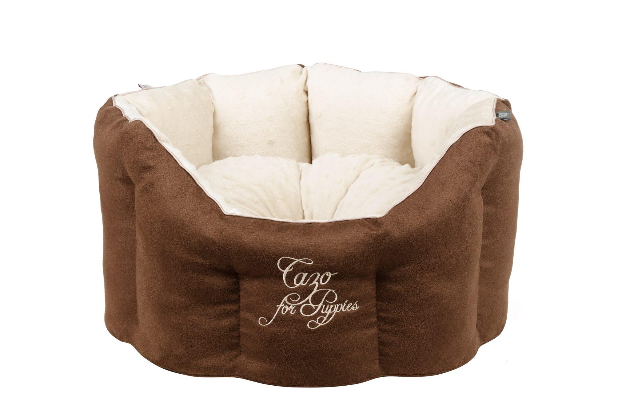 Pelech Cazo Puppy King béžová je pohodlný a kvalitný pelech pre psa alebo mačku. Moderný dizajn, komfort, kvalitné spracovanie materiálov a jednoduchá údržba.