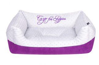 Pelech Cazo Puppy šedá je pohodlný a kvalitný pelech pre psa alebo mačku. Moderný dizajn, komfort, kvalitné spracovanie materiálov a jednoduchá údržba.