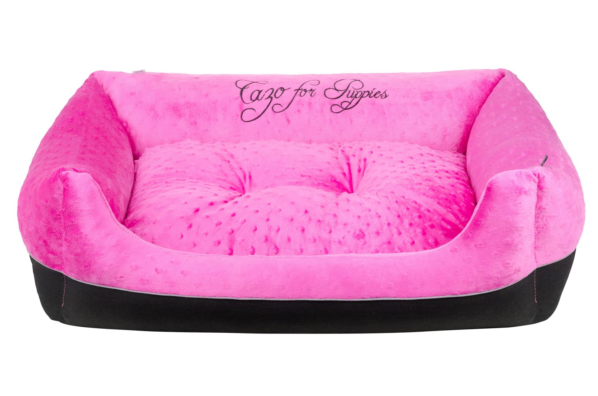 Pelech Cazo Puppy ružová je pohodlný a kvalitný pelech pre psa alebo mačku. Moderný dizajn, komfort, kvalitné spracovanie materiálov a jednoduchá údržba.