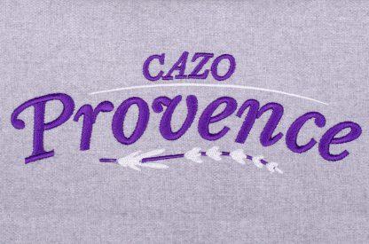 Pelech Cazo Provence sivá 5