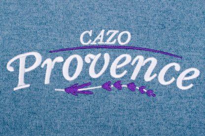 Pelech Cazo Provence zelená 6