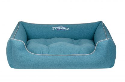 Pelech Cazo Provence zelená je pohodlný a kvalitný pelech pre psa alebo mačku. Moderný dizajn, komfort, kvalitné spracovanie materiálov a jednoduchá údržba.
