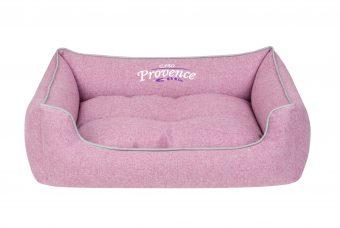 Pelech Cazo Provence levanduľa je pohodlný a kvalitný pelech pre psa alebo mačku. Moderný dizajn, komfort, kvalitné spracovanie materiálov a jednoduchá údržba.