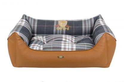 Pelech Cazo Oxford je pohodlný a kvalitný pelech pre psa alebo mačku. Moderný dizajn, komfort, kvalitné spracovanie materiálov a jednoduchá údržba.