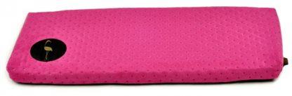 Parapetné odpočívadlo pre mačku alebo psa CLEO - ružová