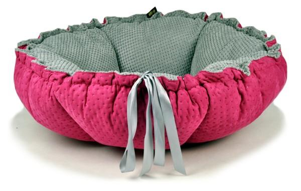 pelech pre psa - pelechyprepsy-lauren-design ružový