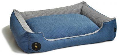 Pelech pre psa a mačku CEZAR - modrý