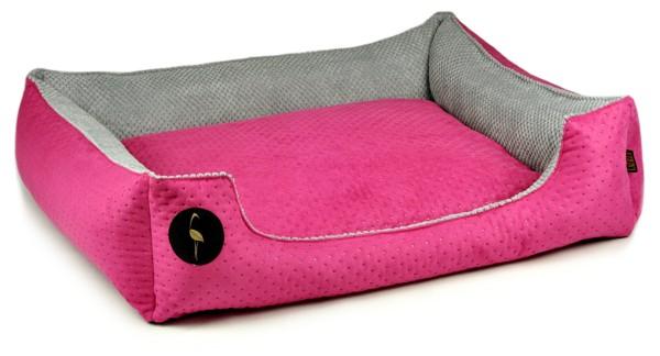 Pelech pre psa a mačku CEZAR - ružový