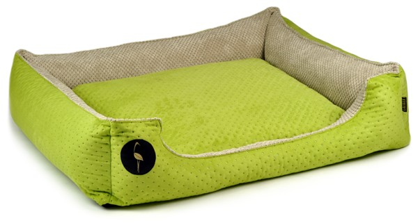 Pelech pre psa a mačku CEZAR - zelený