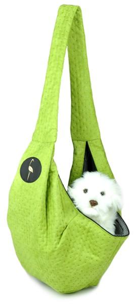 Prenosná taška pre psa Lilly - zelená