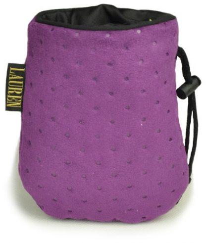 Tréningové vrecko pre psa Hugo - fialová 1