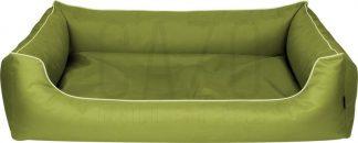 Pelech Cazo Outdoor Maxy zelená Kolekcia pelechov Cazo Outdoor je vyvinutá pre použitie vo vonkajšom prostredí, špeciálny materiál Kodura je odolný voči poveternostným náročným podmienkam a taktiež voči odretiu. - pelech pre psa 3 veľkosti S, M a XXL - vhodný aj na vonkajšie použitie - XXL rozmer 120 cm pelech pre veľké plemená psov
