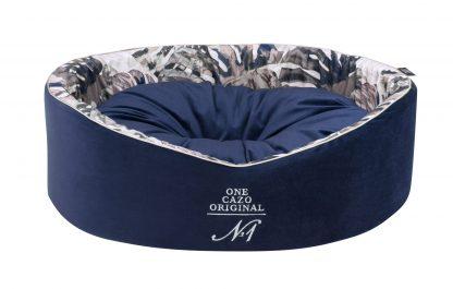Pelech Cazo Original One King modrý, je pelech pre odvážnych milovníkov domácich maznáčikov, zároveň spĺňavšetky náročné kritéria potrebné pre pohodlie vášho domáceho maznáčika, ktorými sú kvalita, komfort, moderný dizajn, originalita a jednoduchosť v údržbe. Dvojfarebný vankúš možnosť kombinácie: modrý alebo vzorovaný (viď. foto) Dostupný je v trochveľkostiach: S - veľkosť LCRB0301/A: 44 х 38 cm M - veľkosť LCRB0301/B: 50 х 46 cm XL - veľkosť :LCRB0301/C : 60 x 50 cm